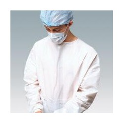 BLOUSE D'ISOLATION STERILE FOLIODRESS S